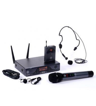 WIRELESS DIGITAL MICROPHONE SYSTEM