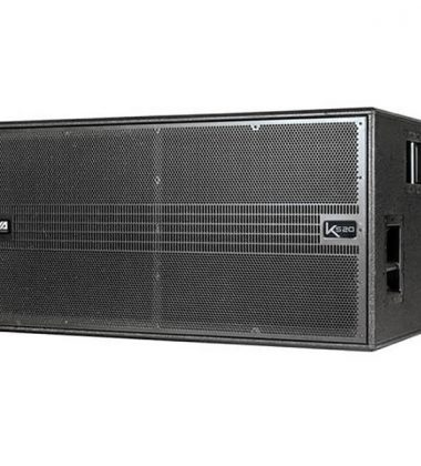 """DVA KS20 2-18"""" Subwoofer speaker System"""
