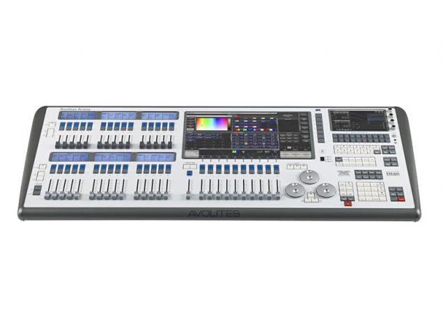 AVOLITES ARENA- lighting console