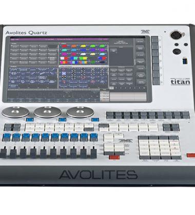 AVOLITES QUARTZ console, audio systems and lighting equipment AVOLITES QUARTZ console