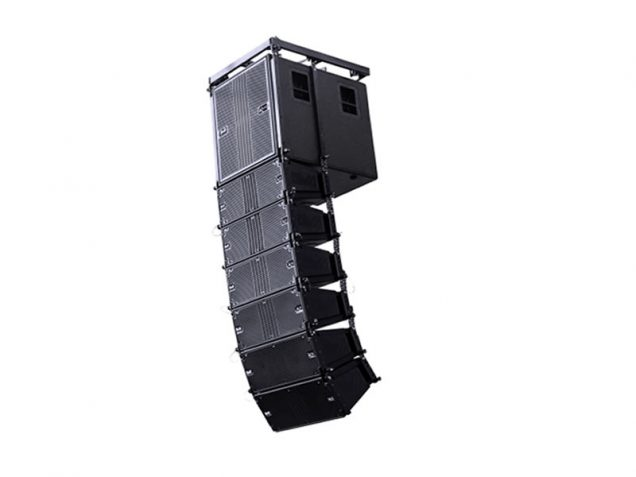 """DVA KS10 Active 18"""" Sub-woofer speaker"""