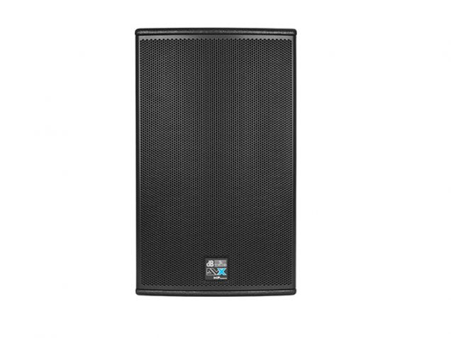 DVX D12 HP active 2-way speaker system
