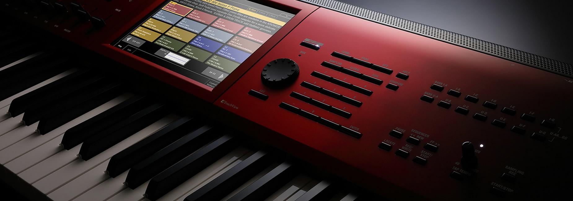 KORG KRONO synthesizer