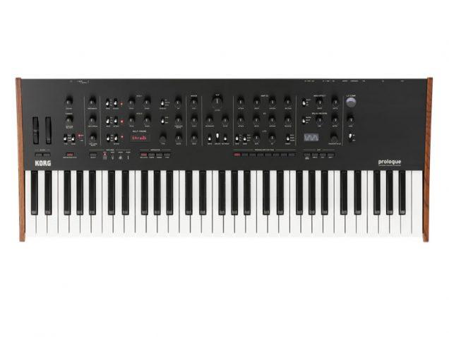 KORG PROLOGUE-Polyphonic Analogue Synthesizer
