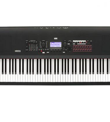 KORG KROSS 2-88 key Synthesizer workstation